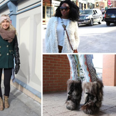 Sundance Street Style: Moviegoers Don Their Wintry Best In Park City