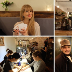 Natalie Decleve & Lushlife Nailworks Host A Night Of Glam & Pampering