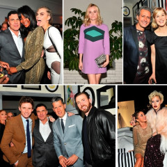 Cara Delevingne, Reese Witherspoon & Rosamund Pike Join W Magazine For A Pre-Golden Globes Party