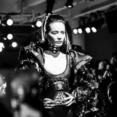 Crystals & Corsets: Backstage At The Blonds, NYFW's Wildest Show