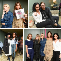 Alexa Chung & Laura Brown Host The Launch Of harper By Harper's Bazaar