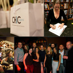 Last Night's Parties: ChiC Captial Advancing Viewing of