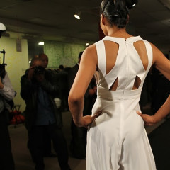 Inside The Annual Crystal Couture Show & Sale!