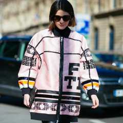 Paris Fashion Week Street Style: Part 1 With Mira Duma & Mia Moretti