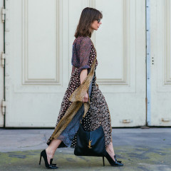Paris Fashion Week Street Style: Part 5 With Aimee Song & Anna Dello Russo