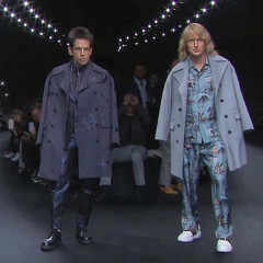 Zoolander Takes Over Valentino With Most Dramatic Walk-Off To Date