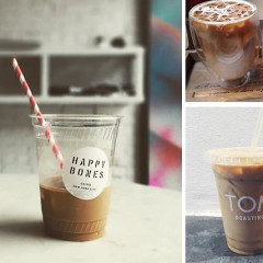 The Best Iced Coffee Drinks To Get Downtown