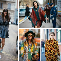 Milan Fashion Week Street Style: Part 1 With Anna Dello Russo & Delfina Delettrez