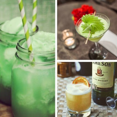 7 Festive Cocktails To Whip Up This St. Paddy's Day