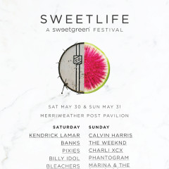 Sweetlife Festival 2015 And G Of G DC Ticket Giveaway!