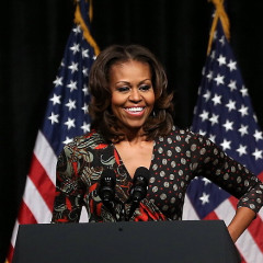 Reroute Your Commute: FLOTUS Is At The Whitney