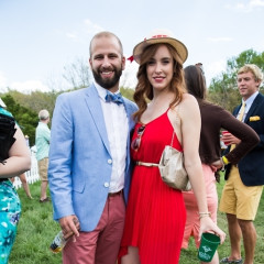 You're Invited: Join Us At The 9th Annual Becky's Fund Tent At VA Gold Cup 2015