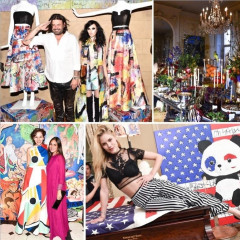 Alice + Olivia & Domingo Zapata Team Up For An Artsy New Collection