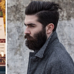 7 Reasons To Date A Guy With A Beard