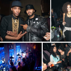 Inside Andre King's Birthday Bash At Haus