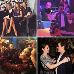 Instagram Round Up: Celebrity Snaps From The 2015 MTV Movie Awards
