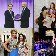 Last Night's Parties: Alzheimer's Association National Dinner, Cash Cash @ POV, & More!