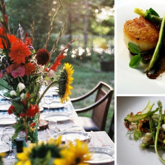 Elegant Spring Dinner Party Recipes From NYC's Best Chefs