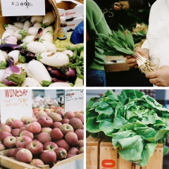 Market Research: Shopping Fresh With Union Square Cafe's Chef Carmen