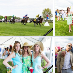 Cocktails, Pastels & Sunshine At 2015 Gold Cup With Becky's Fund