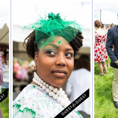 Best Dressed Guests: 2015 VA Gold Cup With Becky's Fund
