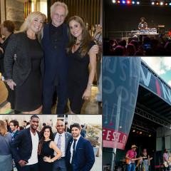 Last Night's Parties: David Yurman At Tyson's Galleria, VinoFest, & More!