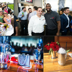 Last Night's Parties: Pierre Garcon Hosts SpinFire Launch, & More!