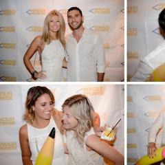 Best Dressed Guests: Pencils Of Promise White Party 2015