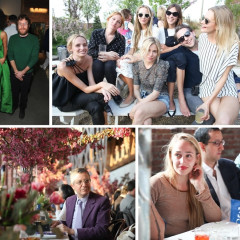 Solange Knowles & Sienna Miller Step Out For Pioneer Works' 2nd Annual Village Fête