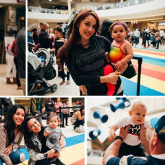 Inside The 2nd Annual Diaper Derby At The Shops At Montebello