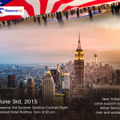 You're Invited! ReserveAid's Summer Soiree At The Nomad Hotel