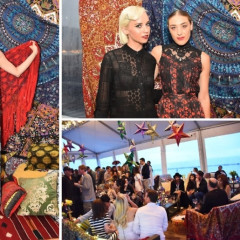 East Enders Celebrate 10 Years Of alice + olivia Retail Stores In Montauk