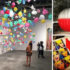 Instagram Round Up: The Coolest Pieces At Art Basel 2015