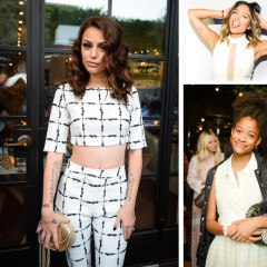 Best Dressed Guests: BCBGeneration Summer Solstice Party