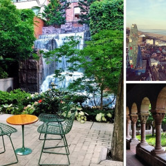 10 Ways To Escape The City Without Actually Leaving NYC