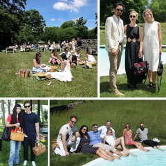 Inside The 2015 Glass House Summer Party