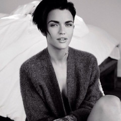 Daily Style Phile: Ruby Rose Redefines Gender