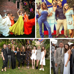 Cara Delevingne & St. Vincent Party In A Garden For Stella McCartney's Resort Collection