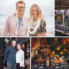 Guest Of A Guest & Nathan Turner Host A Cointreau Malibu Beach Soirée