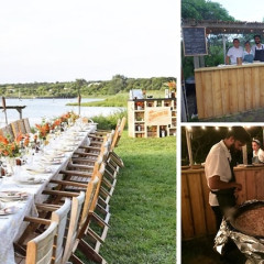 Jose Ignacio Meets Montauk: Carolina Ferpozzi & Cristian Gonzalez Bring Authentic Paella & More To The Crow's Nest