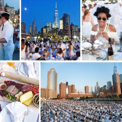 Diner En Blanc NYC: Inside The Secret Tribeca Dinner Party