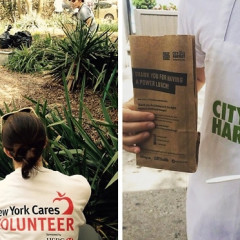 9 Great Ways To Give Back In NYC This Summer