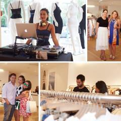 Inside The INTERMIX & Jonathan Simkhai Collection Celebration