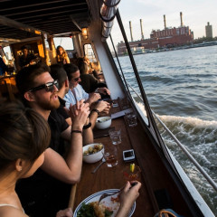 The Best Waterfront Restaurants For Summertime Dining In NYC