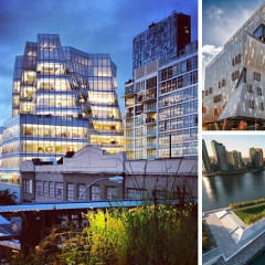 Look Up! 10 Major Pieces Of Modern Architecture In NYC