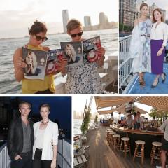 Pilar Guzmán & Sofia Sanchez de Betak Celebrate The September Issue Of Condé Nast Traveler
