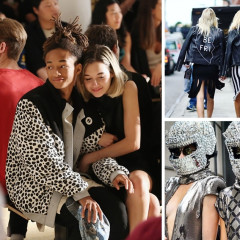 The 10 Hottest Duos Of New York Fashion Week