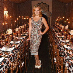 Inside Charlotte Olympia's Wild London Fashion Week Dinner