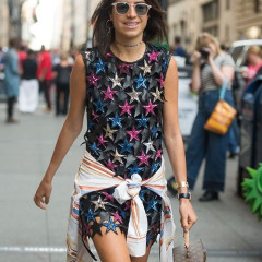 Fashion Week Street Style: Day 4 With Leandra Medine & Anna Dello Russo