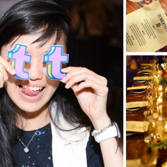 Tumblr IRL: Talking NYFW & Design At Last Night's Creator Dinner
